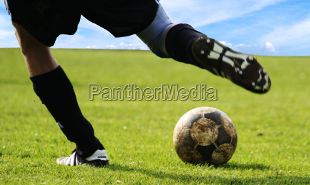 football the shot