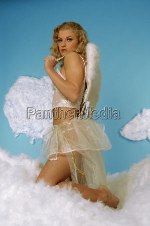 erotischer engel