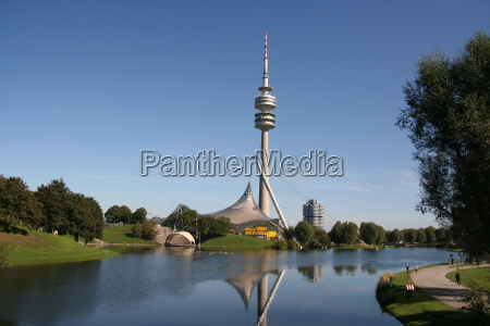 olympiapark muenchen