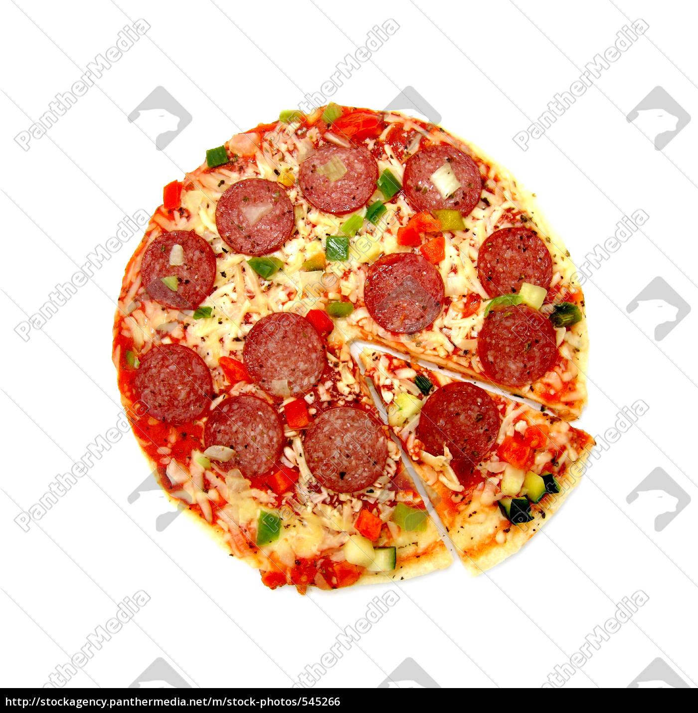 salamipizza - 545266