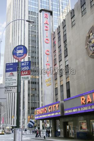 ny radio city mh