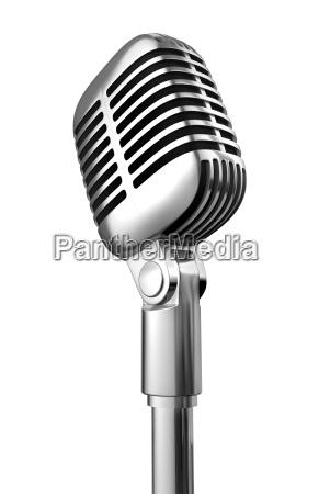 50 iger jahre mikrofon