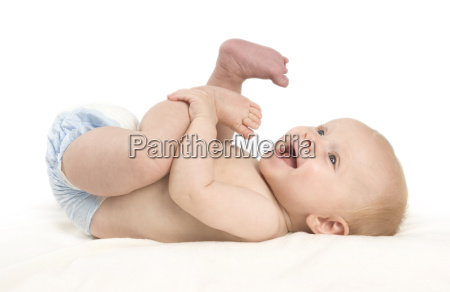 suesses kleines baby