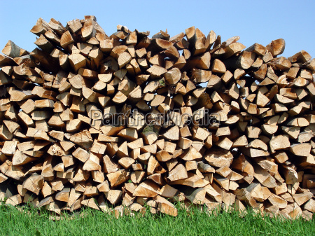 holzstapel flach 0 stack of wood