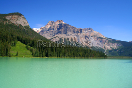 emerald lakeyoho nationalparkkanada