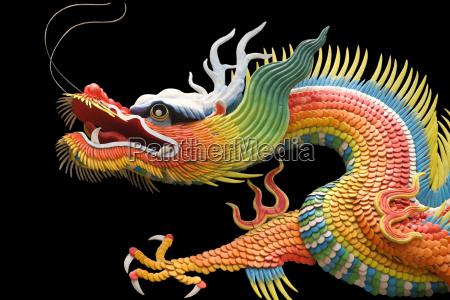 asian, temple, dragon - 1405521