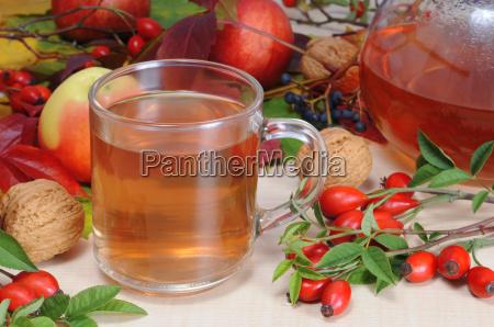 tee blume rose pflanze huefte herbal