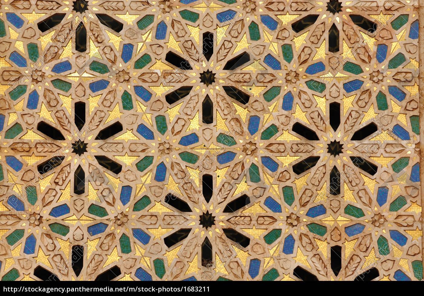 Orientalische mosaik ornamente   lizenzfreies bild   #1683211 ...