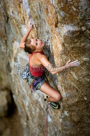 female, climber - 1867965