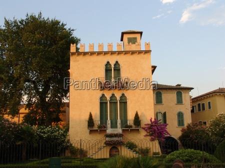 villa in bardolino