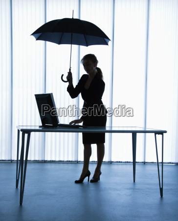 frau buero karriere schreibtisch sekretaerin sekretaer