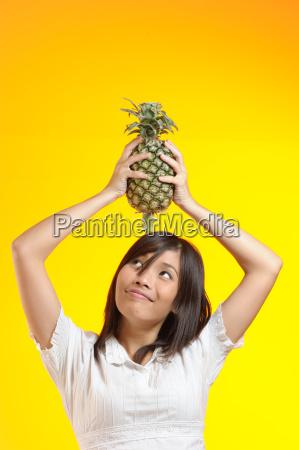 ananas liebhaberin