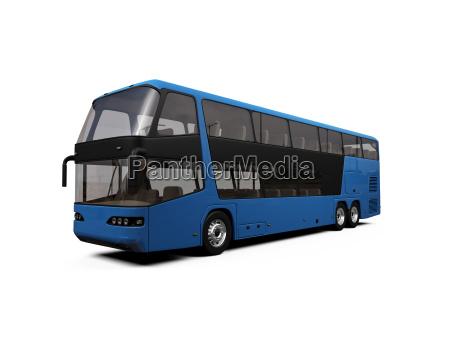 isoliert bussicht