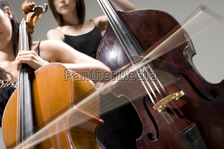 cello, und, kontrabass - 3017289