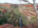 canyon in down under