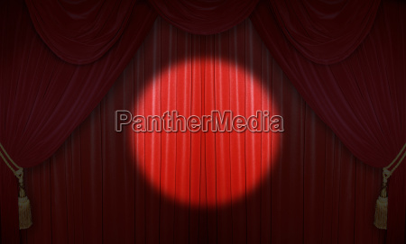 theater auftritt