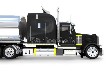 isolated big car side view 02