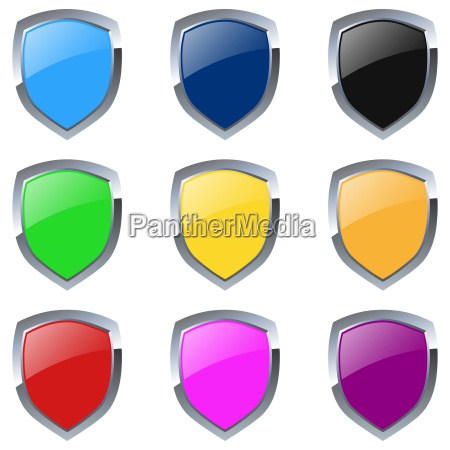 embleme bunt
