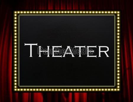 theater veranstaltungs konzept