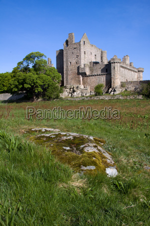 craigmillar castle edinburgh scotland