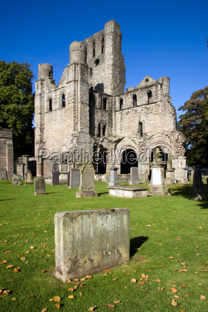 kelso abbey scottish borders