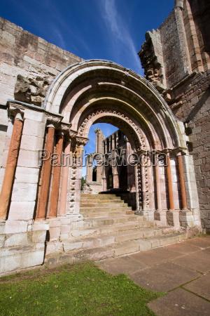 dryburgh abbey scottish borders