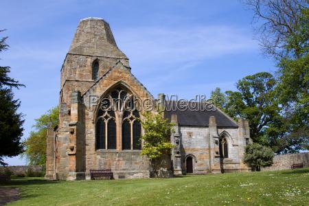 seton collegiate church edinburgh scotland
