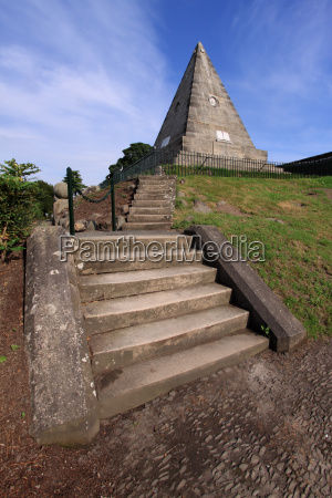 star pyramid or salem rock stirling