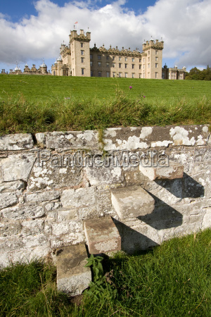 floors castle near kelso in the
