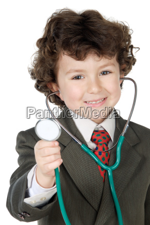 adorable future doctor