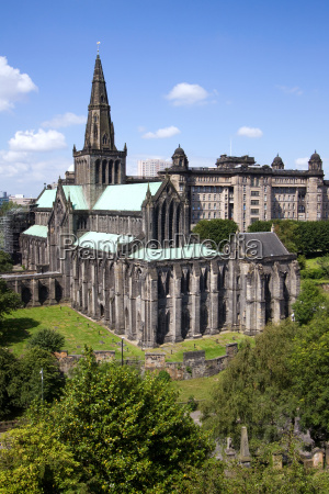 glasgow st mungo039s cathedral and necropolis