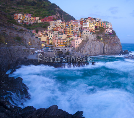 manarola fisherman village in cinque terre