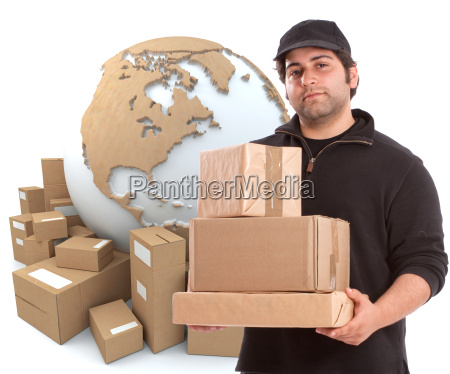 international courier business