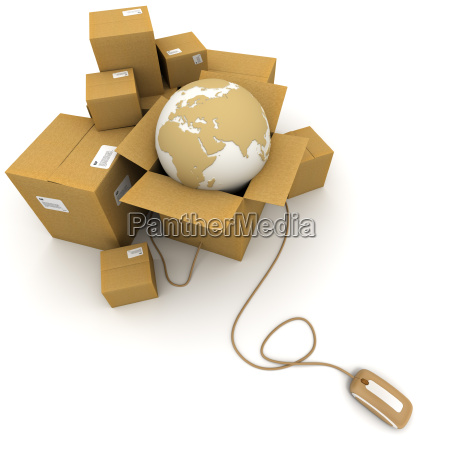 worldwide online logistics