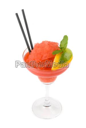 fresh watermelon cocktail