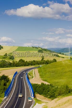 road orava slovakia