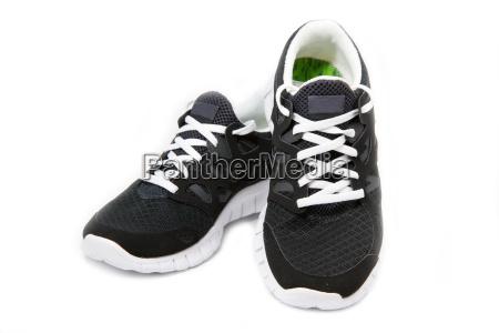 sportschuhe, , joggingschuhe, auf, weißem, hintergrund - 6270331