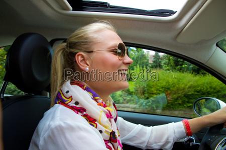 spass beim autofahren