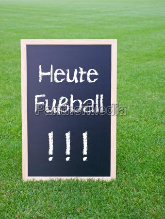heute fussball