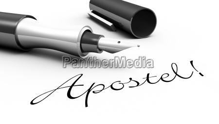 apostel stift konzept