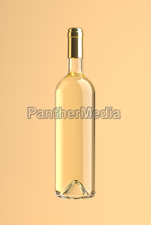 wine bottle withe