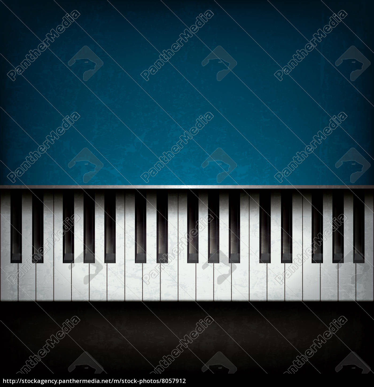 abstrakte, jazz-musik-hintergrund - 8057912