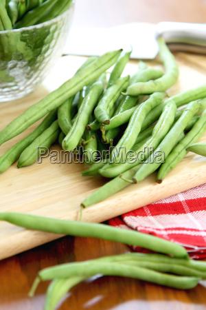 bush beangreen bean