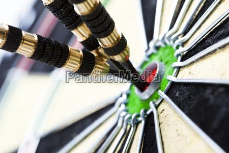 dart boardbullseye