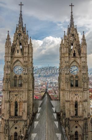 basilica towers
