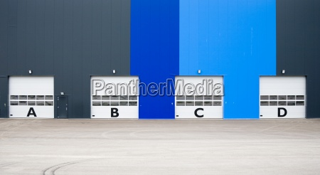 loading docks 1