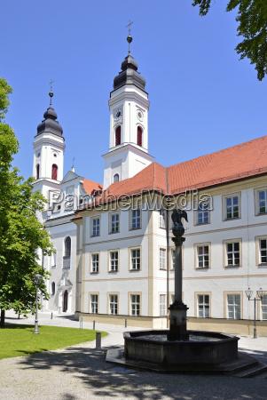 kloster irsee klosterkirche