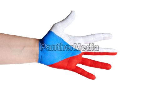 czech hand
