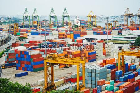 port, of, singapore - 9528410