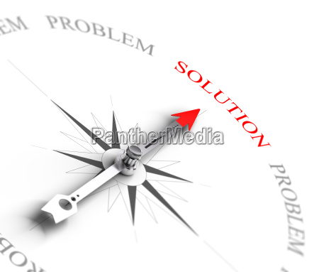 solution vs problem solving business